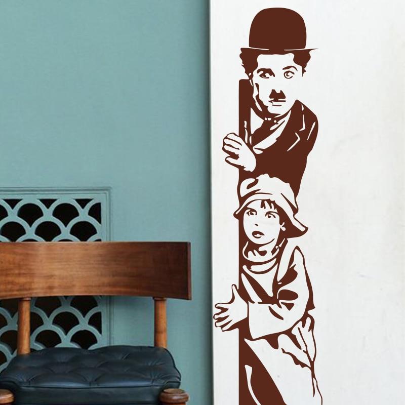 Dekori i artit kapelat për ngjitjen e mureve të fëmijëve Vinyl - Dekor në shtëpi - Foto 4