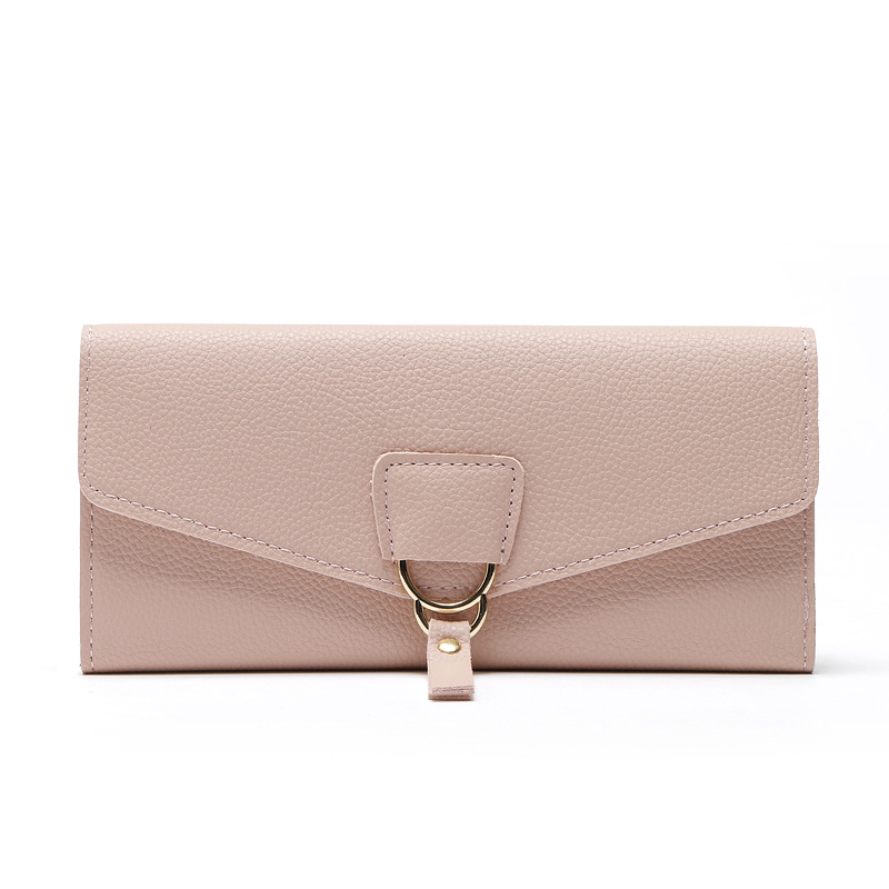 Hot Sale Fashion PU Leather Long Fashion Wallet Women Wallets Designer Brand Clutch Purse Lady Wallet Female Card Holder ZQ21074 women leather wallets v letter design long clutches coin purse card holder female fashion clutch wallet bolsos mujer brand
