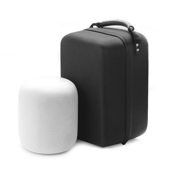 Portable Shockproof Carry Bag Storage Case Box Pouch For Apple HomePod Bluetooth Speaker Accessories фото