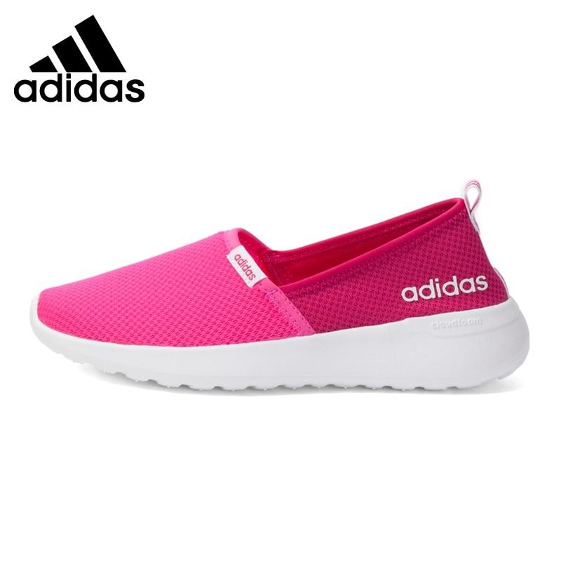 Original New Arrival Adidas NEO Label Cloudfoam Lite Racer So W Women's Skateboarding Shoes Sneakers