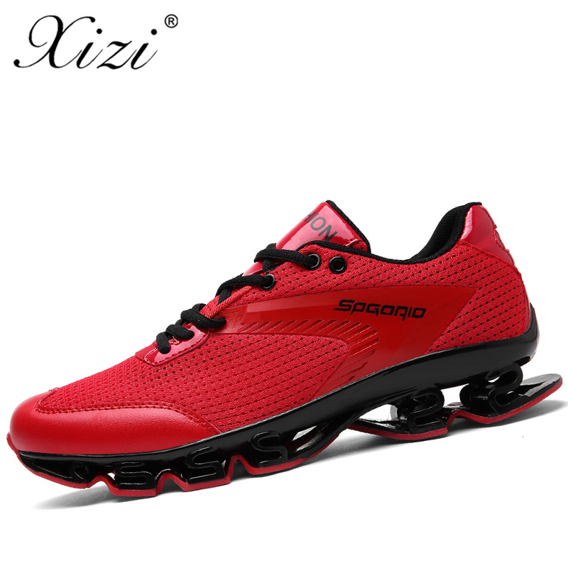 XIZI Super Cool breathable running shoes men sneakers bounce summer outdoor sport shoes Professional Training shoes plus size
