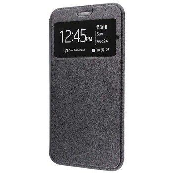 Funda Silicona Libro para Samsung A51 Negro