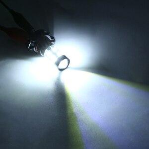 Image 5 - 2 stücke PSX24W 2504 Auto Led nebelscheinwerfer Lampe Weiß Auto Driving Day Tagfahrlicht Lampe 50W 6000K