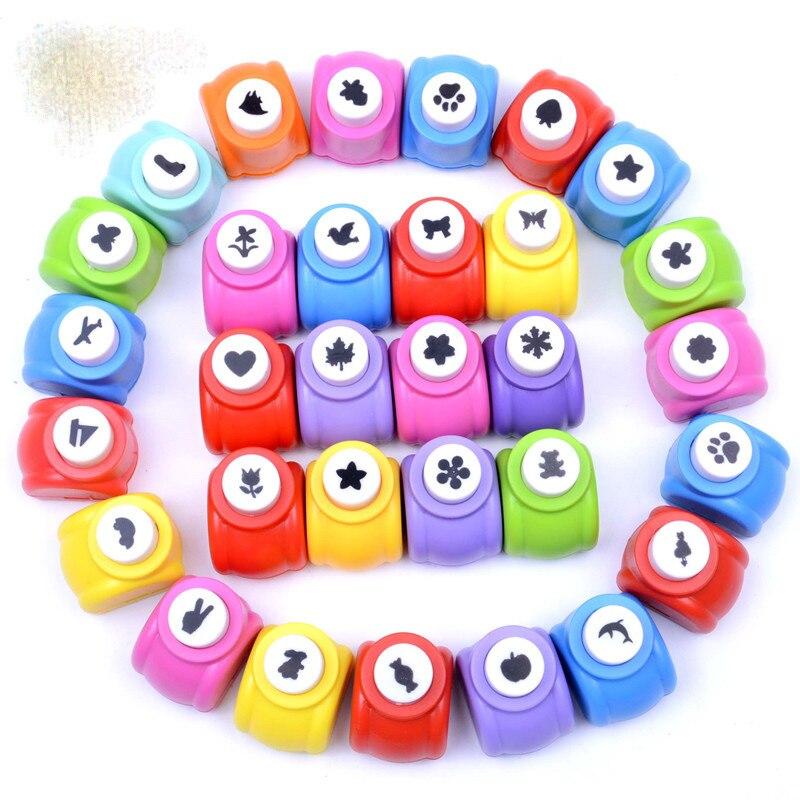 Мини Милая модная машина для тиснения цветов, подарок для детей, сделай сам, резак для бумаги, дырокол для скрапбукинга, инструмент для резки...