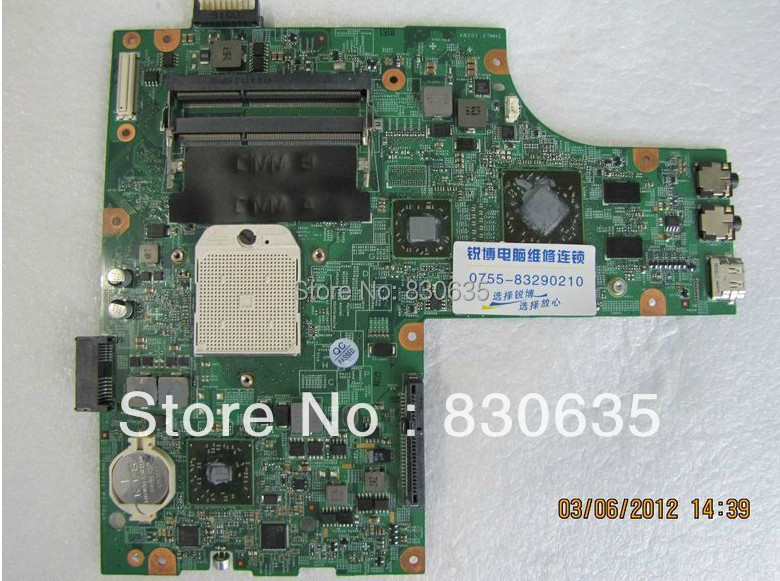 M5010 HOT SALES laptop motherboard 50% off Sales promotion, only one month FULL TESTED,