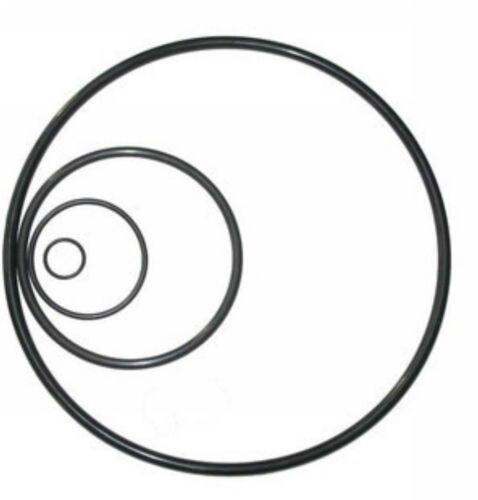 PACK OF50 Nitrile Rubber NBR Inside Diameter 12.5mm Thickness 1.8mm Seal Rings O-Rings