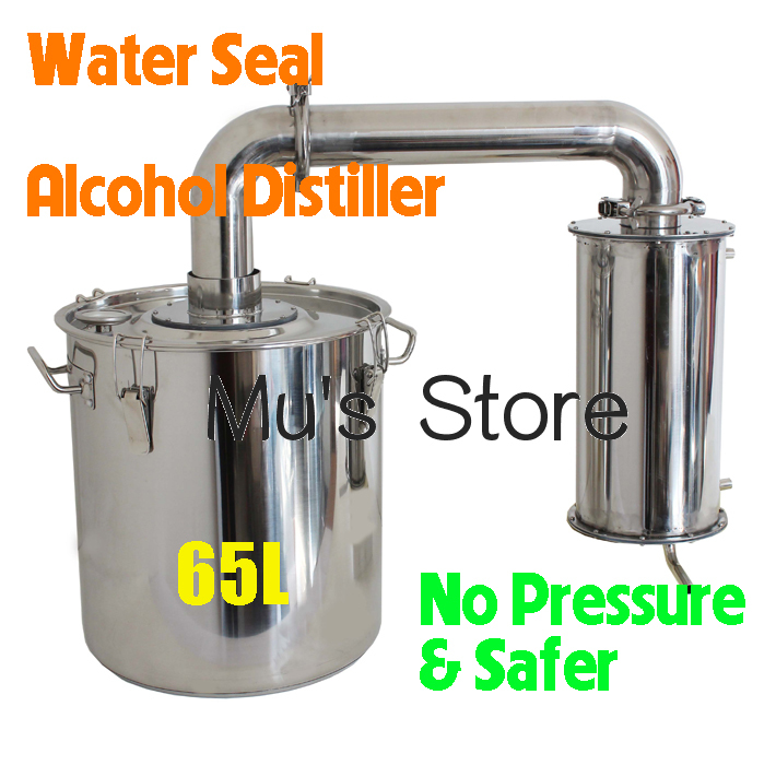 Water Distiller Manual ~ New arrival household water seal home wine brewing device
