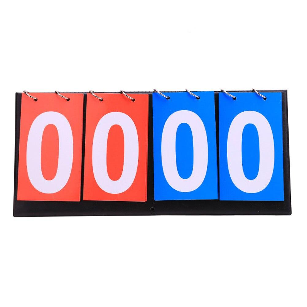 Hot Selling 2 /3 /4 Digits Scoreboard Sports Scoreboards For Tennis Basketball Badminton Football
