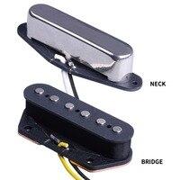 High Quality Belcat Guitar Bridge Pickup Neck Pickup For Fender Tele Guitar Replacement