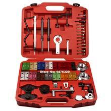 Automotive Engine Timing Camshaft Locking Setting Tool Kit For Alfa Romeo Fiat Lancia 1.4/1.6/1.8/2.0/3.0 AT2071