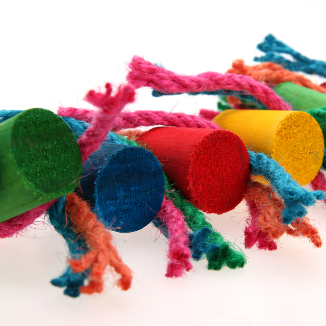 Hanging Toys for Birds