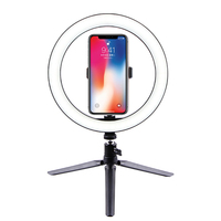 Fasion Beauty Fill Light Selfie Ring Light LED Video Camera Light USB Photo Filling Lamp with 2m use cable