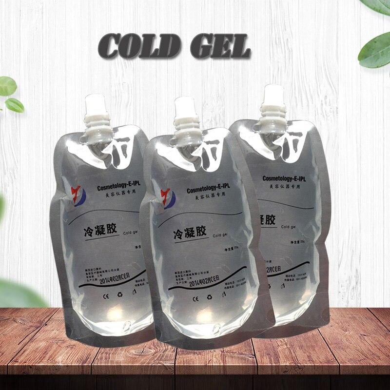 Hot Sale !!! Factory Price 250G IPL ELIGHT Gel Ultrasonic Ultrasound Cooling Gel For Fat Loss Slimming Skin Care Machine