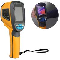 Outdoor Handheld LED Light Digital Infrared Thermometer Thermal 90%RH Imaging Camera Easy to operate use. 2% 2