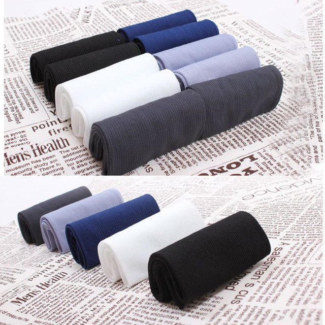 8 Pairs Bamboo Fiber Ultra-thin Elastic Silky Short Silk Stockings Men Socks High Quality Casual solid socks