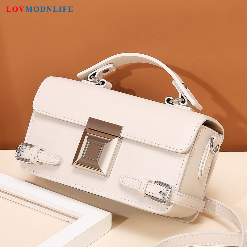 Luxury Womens Leather Shoulder Bags White Mini Woman Crossbody Tote Bag Party Small Designer Purses and Handbags For Girls 2019Luxury Womens Leather Shoulder Bags White Mini Woman Crossbody Tote Bag Party Small Designer Purses and Handbags For Girls 2019