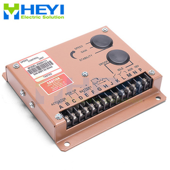 ESD5111 generator engine Speed Controller