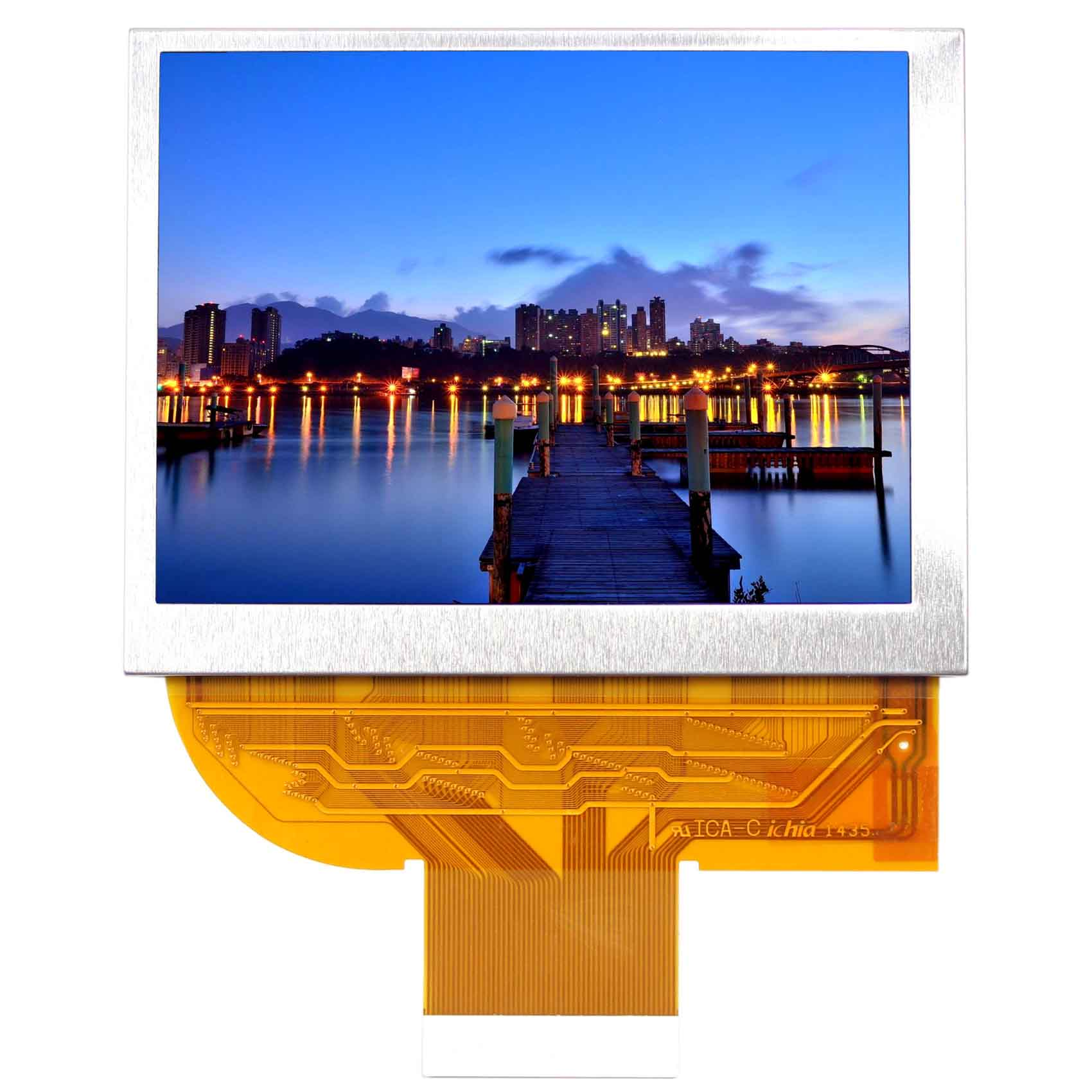 цена на 3.5inch LCD Display PVI PD035VX2 640x480 TFT LCD Screen