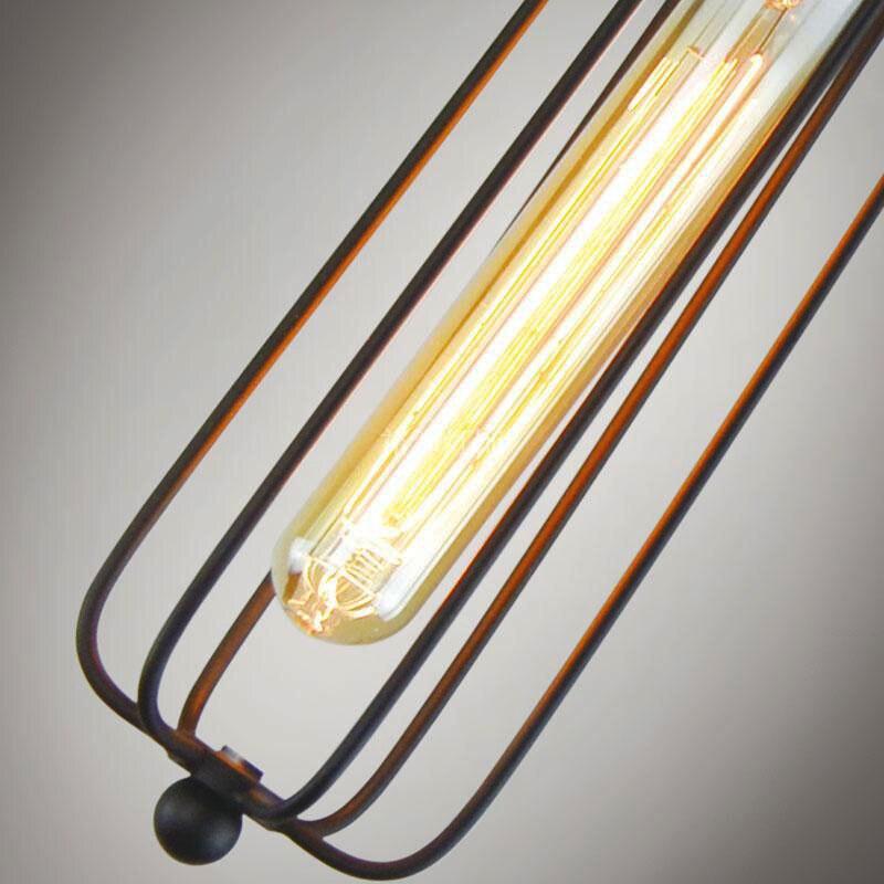 DONWEI Anhänger Licht Loft Lampe industrielle beleuchtung Vintage anhänger lampe Retro Lampe licht Für bar Wohnzimmer esszimmer flur