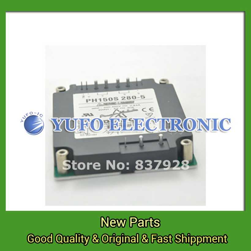Free Shipping 1PCS  PH150S280-5 power module DC-DC AC-DC supply new original special YF0617 relay 1pcs 5pcs 10pcs 50pcs 100% new original sim6320c communication module 1 xrtt ev do 3g module