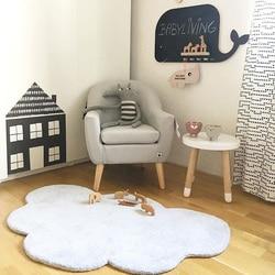 INS di esplosione nuovo bambino impostazione stuoia coperta del bambino stile nuvole Non-slip mat bambino Strisciante mats soft play gioco pad per i bambini
