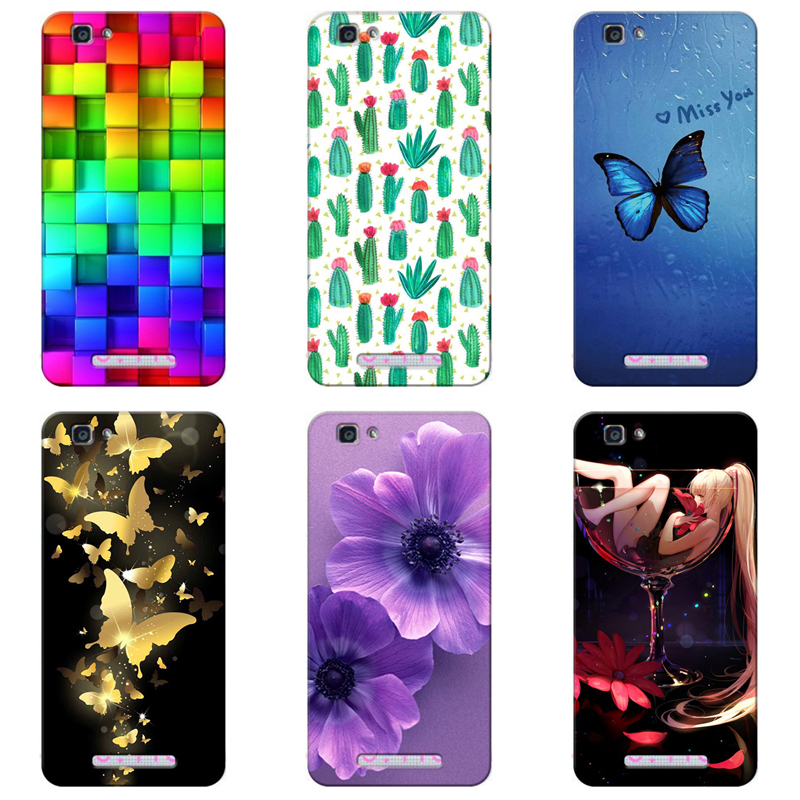 Case Soft Silicone Cover Cases for ZTE Blade A610  V6 Max  A612 A 610 A610C A610T Painting TPU Cases Patterned Shell Bags