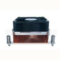 CPU Cooler 2011 radiator CPU Fan 2011 PIN dedicated X79 pure copper radiator Processor heatsink for C602 chip server motherboard