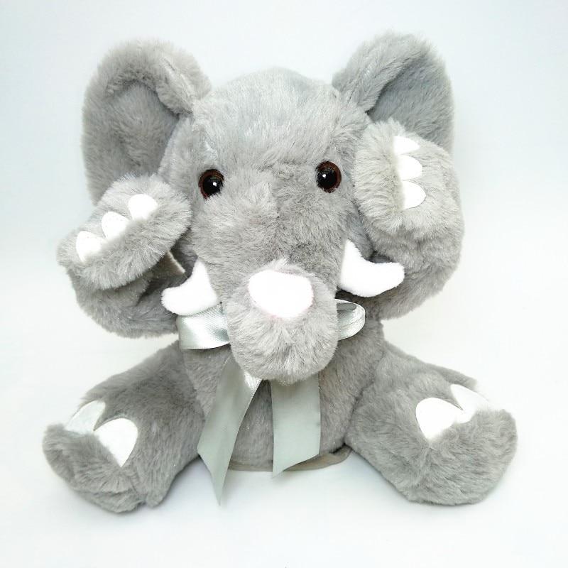 New Peek A Boo Stuffed Animal plush სათამაშო - პლუშები სათამაშოები - ფოტო 4