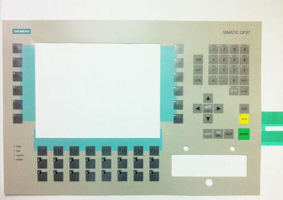 все цены на 6AV3637-1ML00-0FX0 6AV3 637-1ML00-0FX0 OP37 Compatible Keypad Membrane онлайн