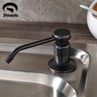 Wholesale And Retail Oil Rubbed Bronze Kitchen Sink Soap Dispenser Solid Brass