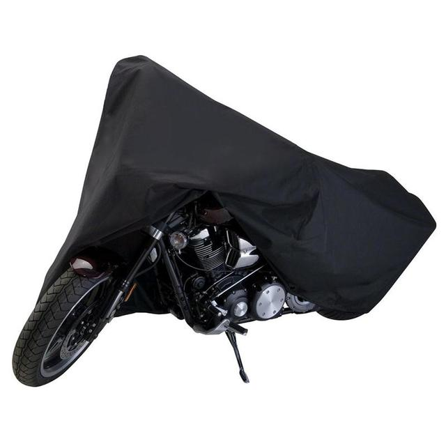 Big Size XXL Motorcycle Cover Outdoor Rain UV Snow Dust Protection Dustproof Sunoroof Scooter Motocross Touring