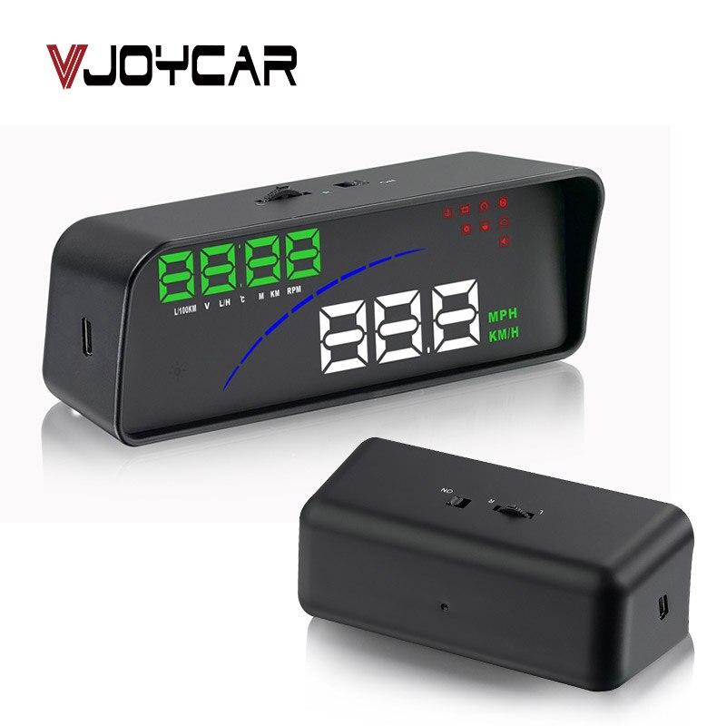 все цены на OBD Head-up Display Overspeed Warning Huds Windshield Projector Alarm RPM SystemCar Auto On/Off Speedometer HUD OBD2 35 онлайн