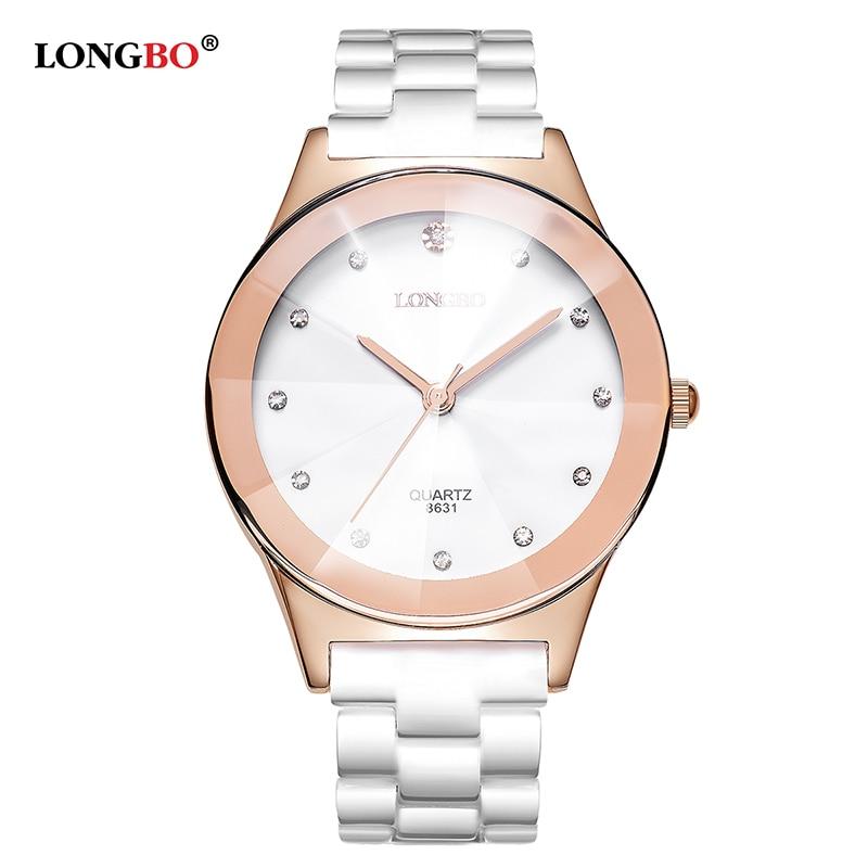 LONGBO Brand 2020 New Fashion Lovers Watches Casual Men Women Quartz Watch Luxury Blassic High Quality Couple Wristwatch 8631