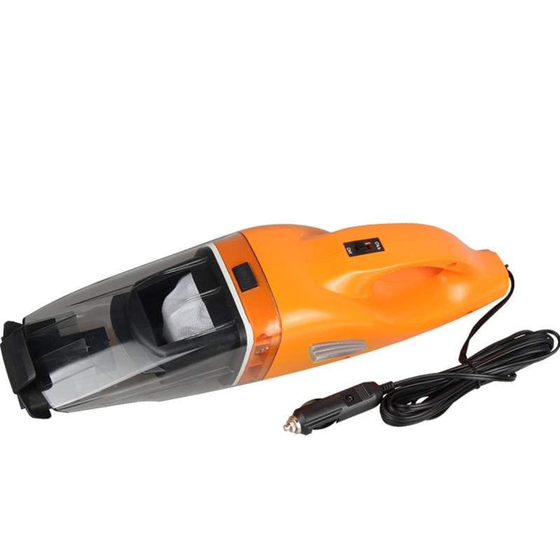 Car Vacuum Cleaner 100W Portable Handheld Vacuum Cleaner Wet and Dry Dual Use Car Vacuum Aspirateur Voiture 12V