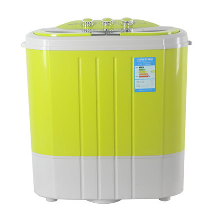 Freeshipping 240w Power Washer Can Wash 3.6kg Clothes + 120w Power 3kg Dryer Twin Tub Top Loading Wahser&dryer Semi Automatic