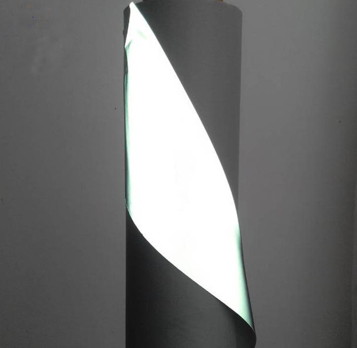 Hight Reflective PVC material 0.8MM thickness