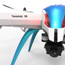 small package Tarantula X6 2.4G 4CH 6-axis RC Quadcopter With 2MP/5MP Camera Drone