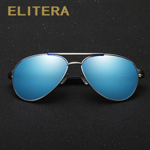Elitera High Quality Polarized Mirror Sun Glasses Male Driving Fishing Outdoor Eyewears Accessories Sunglasses For Men wholesale