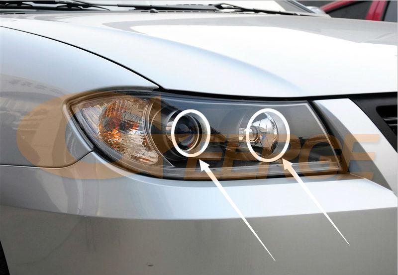 Για το Lifan 620 Solano 2008 2009 2010 2012 2013 2014 - Φώτα αυτοκινήτων - Φωτογραφία 2
