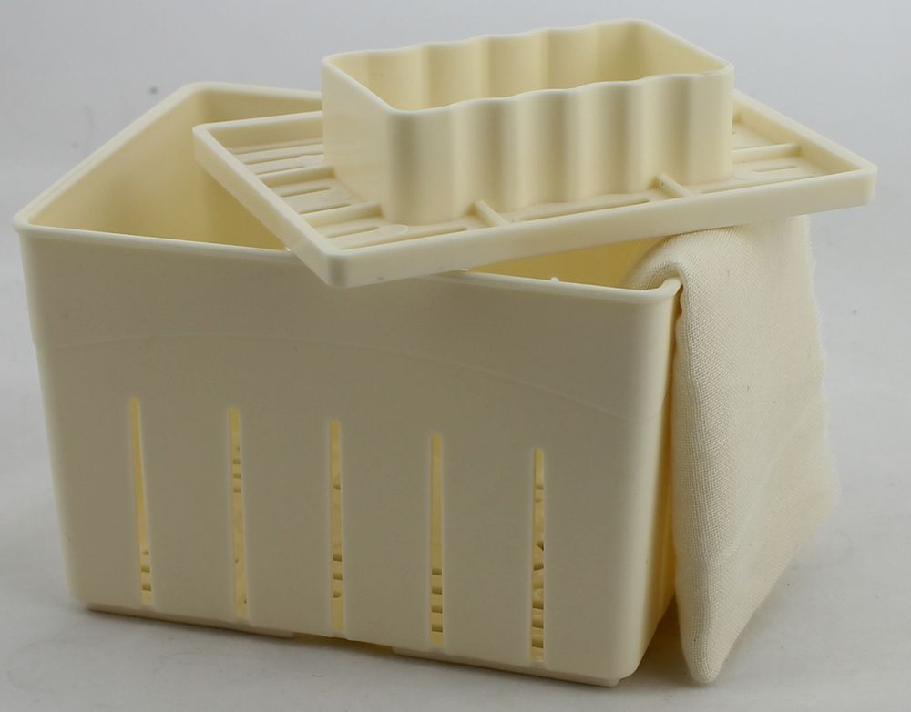 2016Hot sales DIY Homemade Tofu Press-Maker Mold Box Plastic Soybean Curd Making Machine Kitchen Cooking Tools