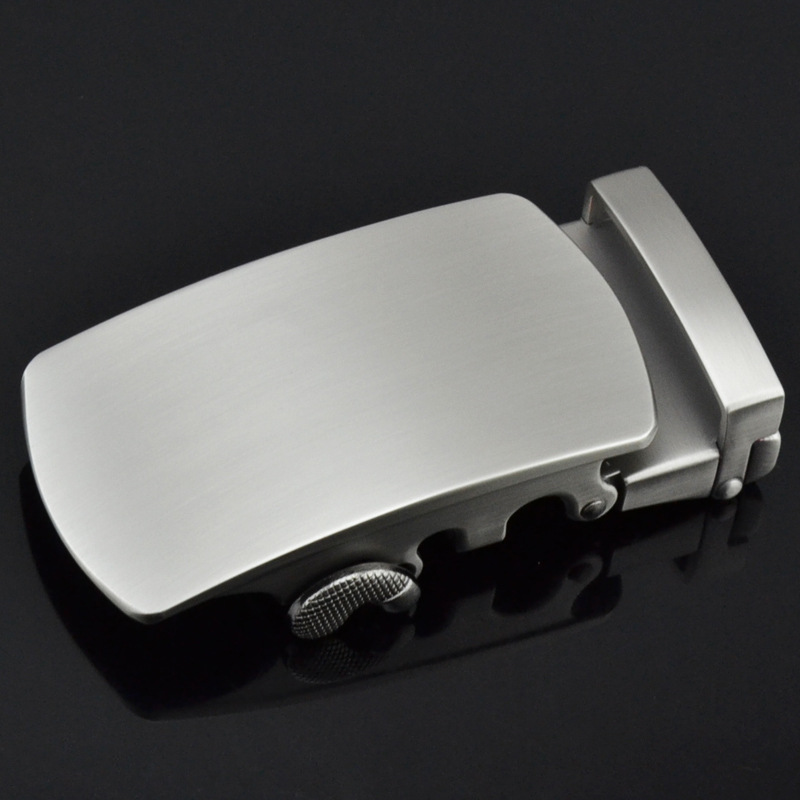 3.5cm Width Belt Buckles For Men Designer Mens Belts Luxury Waist Belt Automatic Buckle Head Metal Men Accessories CE25-1064