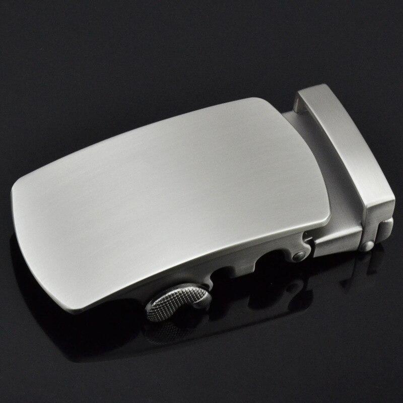 3.5cm Width Belt Buckles For Men Designer Mens Belts Luxury Waist Belt Automatic Buckle Head Metal Men Accessories CE25-1064