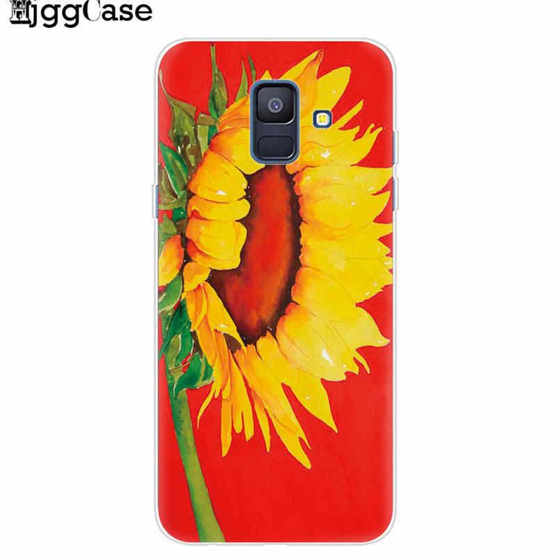 Vincent Van Gogh cielo estrellado pintura de aceite cubierta del teléfono para Samsung Galaxy S8 S9 S10 Plus Lite de S10e 5g m10 M20 girasoles caso