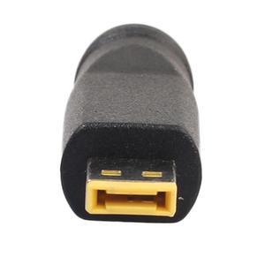 Image 5 - ALLOYSEED Tragbare 5,5x2,1mm Weiblichen zu Platz Stecker Konverter Gelten für Lenovo ThinkPad 10 Helix 2 12V 3A Adapter Neuheiten