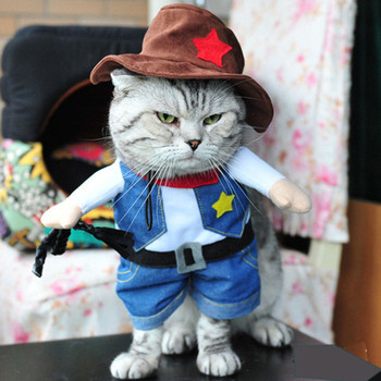 Sherif Cat Outfit