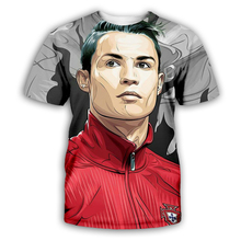 PLstar Cosmos Cristiano Ronaldo Printed 3D Hoodie/Sweatshirt/Jacket/shirts Men Women hip hop shirts drop shipping
