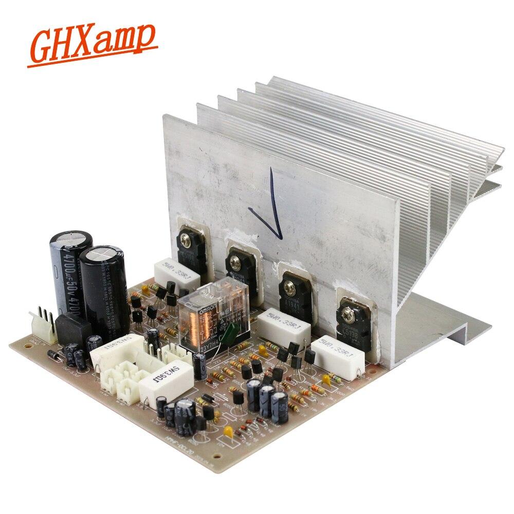 GHXAMP C5198+A1941 Amplifier Board 100W+100W Two Channel