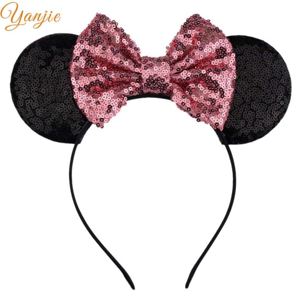Aliexpress Buy Minnie Headband For Girls 2018 Minnie Mouse