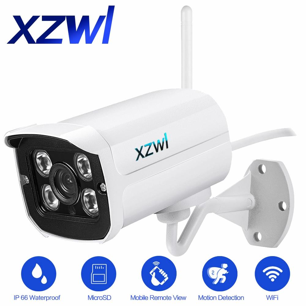 IP65 Waterproof Wifi IP Camera 1280X720P HD 1.0MP Wireless P2P Onvif IR Night Vision Motion Detect CCTV Security Camera ip65 waterproof wifi ip camera 1280x720p hd 1 0mp wireless p2p onvif ir night vision motion detect cctv security camera