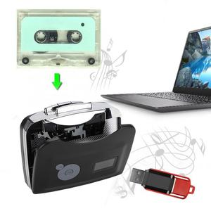 Image 3 - USB Cassette Signal Converter Tape to MP3 Recordings Music Converter Cassette Player Converter